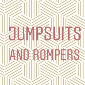 Pants - JUMPSUITS AND ROMPERS